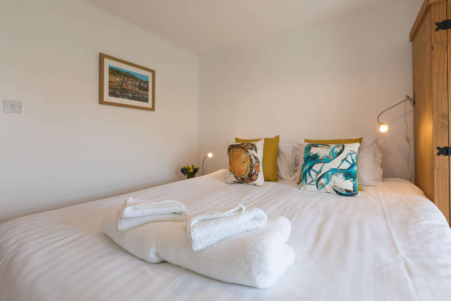 twin or super kingsize double room